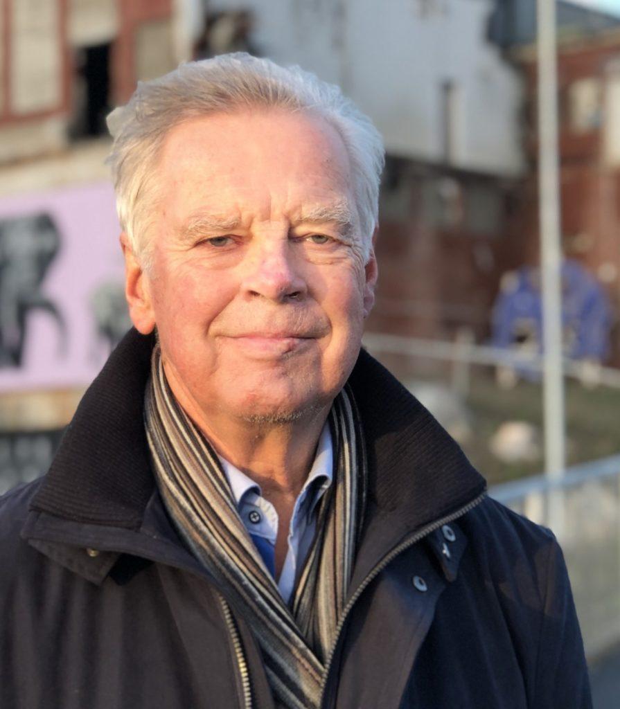 Styreleder Erik Mollatt, i stiftelse M. Peterson og Søns Fond til Arbeidslivets Fremme.